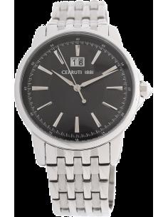 Chic Time | Montre Homme Cerruti 1881 CRA072SN02MS Bracelet acier  | Prix : 299,00€