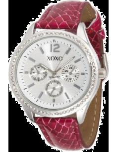 Chic Time | Montre Femme XOXO XO3180 Rouge  | Prix : 39,90€
