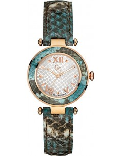 Chic Time | Montre Femme Guess Collection Y10002L1 Bleu  | Prix : 423,20 €