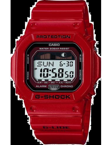 Chic Time | Montre Homme Casio G-Shock GLX-5600-4ER Rouge  | Prix : 120,00€