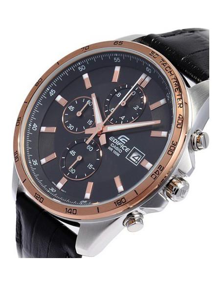 Chic Time | Montre Homme Casio Edifice EFR-512L-1AVEF Noir  | Prix : 169,90€