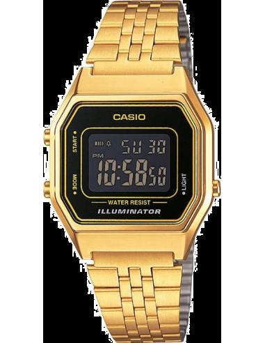 Chic Time   Casio Casio Vintage LA680WEGA-1BER Or    Prix : 48,90€