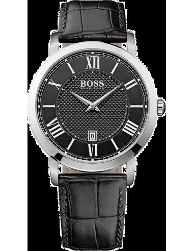 Chic Time | Montre Homme Hugo Boss 1513137 Noir  | Prix : 197,10€
