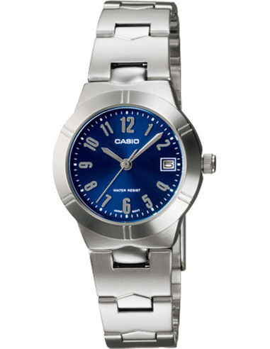 Chic Time | Casio LTP-1241D-2A2DF women's watch  | Buy at best price
