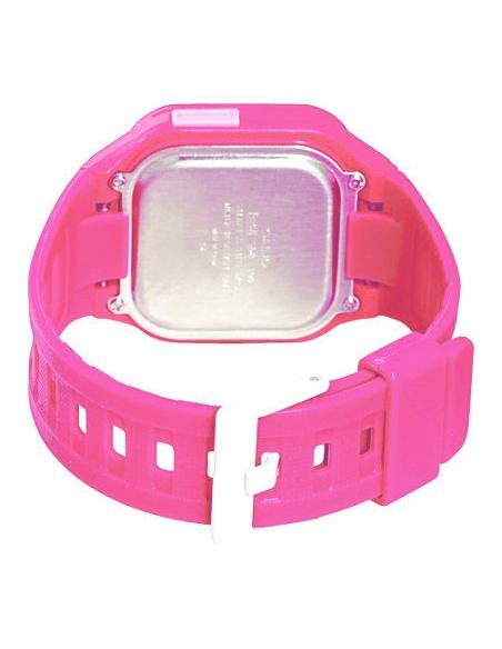 Chic Time | Montre Femme Casio SDB-100-4AEF Rose  | Prix : 26,10€