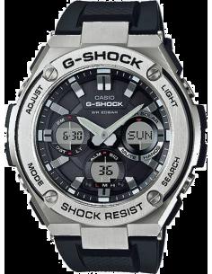 Chic Time | Montre Homme Casio G-Shock GST-S110-1A Noir  | Prix : 349,00€