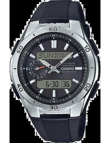 Chic Time | Montre Homme Casio Waveceptor WVA-M650-1AJF Noir  | Prix : 189,00€