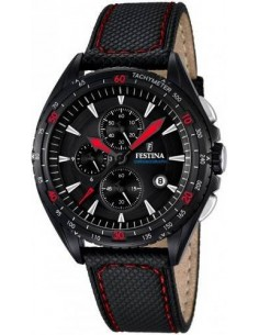 Chic Time   Montre Homme Festina Sport F16847/4 Noir    Prix : 199,00€