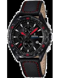 Chic Time | Montre Homme Festina Sport F16847/4 Noir  | Prix : 199,00€