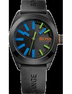 Chic Time | Montre Homme Boss Orange 1513053 Noir  | Prix : 169,15€