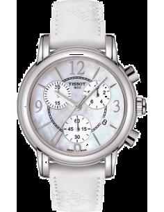 Chic Time | Montre Femme Tissot Dressport T0502171711700 Blanc  | Prix : 420,00€