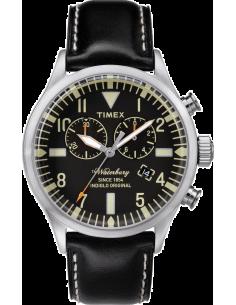 Chic Time | Montre Homme Timex TW2P64900D7 Noir  | Prix : 142,43€