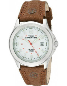 Chic Time | Montre Homme Timex Expedition T44381 Marron  | Prix : 90,93 €