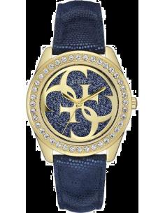 Chic Time | Montre Femme Guess W0627L2 Bleu  | Prix : 199,00€