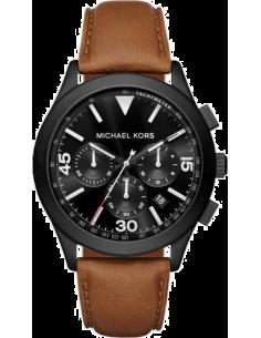 Chic Time | Montre Homme Michael Kors Gareth MK8450 Marron  | Prix : 249,00€