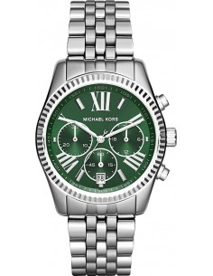 Chic Time | Montre Femme Michael Kors Lexington MK6222 Argent  | Prix : 254,15 €