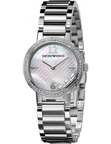 Chic Time   Montre Femme Emporio Armani AR0746    Prix : 207,20€