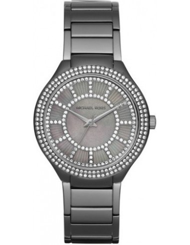 Chic Time | Montre Femme Michael Kors Camille MK3410 Gris  | Prix : 237,15€