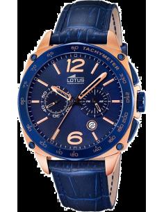 Chic Time   Montre Homme Lotus Smart Casual L18217/1 Bleu    Prix : 229,00€