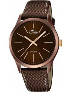 Chic Time | Montre Homme Lotus Smart Casual 18246/2 Marron  | Prix : 99,00 €