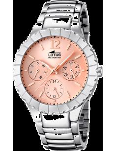 Chic Time | Montre Femme Lotus Trendy 15902/3 Argent  | Prix : 99,00€