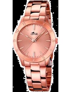 Chic Time | Montre Femme Lotus Trendy 18141/2 Or Rose  | Prix : 99,00€