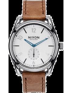 Chic Time | Montre Homme Nixon C39 Leather A459-2067 Marron  | Prix : 325,00€