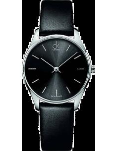 Chic Time | Montre modèle femme - Calvin Klein - Montre Femme Calvin Klein K4D221C1  Noir  - Prix : 279,00 €