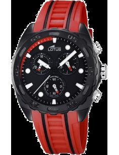 Chic Time | Montre Homme Lotus Marc Marquez 18159/5 Rouge  | Prix : 159,00€