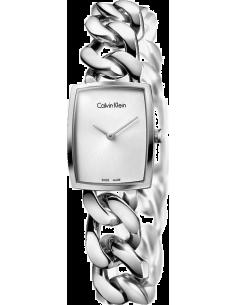 Chic Time | Montre modèle femme - Calvin Klein - Montre Femme Calvin Klein K5D2M126  Argent  - Prix : 112,99 €