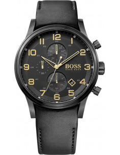 Chic Time | Montre Homme Hugo Boss 1513274 Noir  | Prix : 296,65€