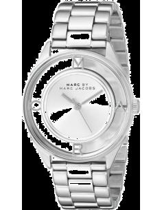 Chic Time | Montre Femme Marc Jacobs Tether MBM3412 Argent  | Prix : 220,15€