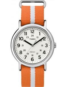 Chic Time | Montre Mixte Timex Weekender TW2P681009J   Orange  | Prix : 42,00 €