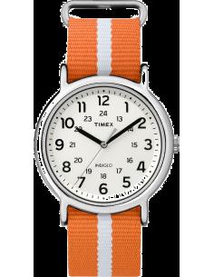 Chic Time   Montre Mixte Timex Weekender TW2P681009J   Orange    Prix : 42,00€