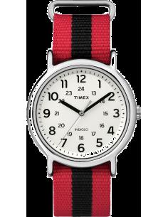 Chic Time | Montre Mixte Timex Weekender TW2P680009J    Rouge  | Prix : 42,00€