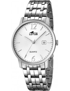 Chic Time | Montre Homme Lotus Urban Classic L18175/2 Argent  | Prix : 99,00€