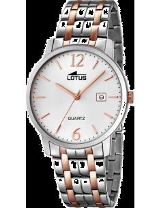 Chic Time | Montre Homme Lotus Urban Classic L18176/2 Argent  | Prix : 129,00€