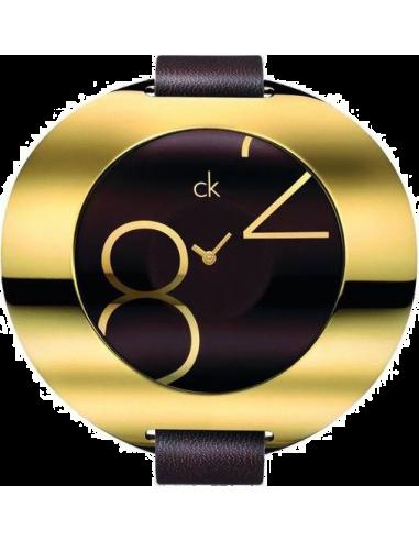 Chic Time   Montre Femme Calvin Klein CK Ray POP K3724203    Prix : 215,00€
