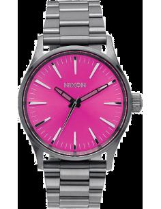 Chic Time   Montre Homme Nixon Sentry A450-2096 Argent    Prix : 200,00€