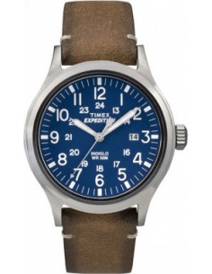 Chic Time | Montre Homme Timex Expedition TW4B01800 Marron  | Prix : 64,90€