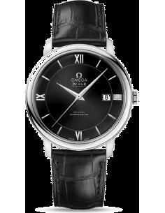 Chic Time | Montre Homme Omega De Ville 42413402001001 Noir  | Prix : 3,000.00