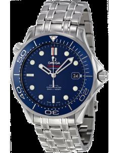 Chic Time | Montre Homme Omega Seamaster 21230412003001 Argent  | Prix : 3,600.00