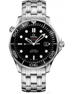 Chic Time | Montre Homme Omega Seamaster 21230412001003 Argent  | Prix : 3,600.00