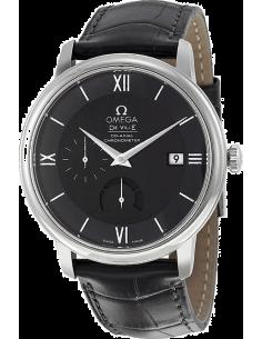 Chic Time | Montre Homme Omega De Ville 42413402101001 Noir  | Prix : 4,000.00