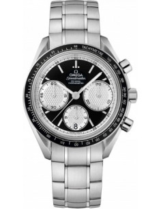 Chic Time | Montre Homme Omega Speedmaster 32630405001002 Argent  | Prix : 4,000.00