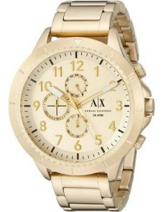 Chic Time | Montre Homme Armani Exchange AX1752 Or  | Prix : 245,00 €