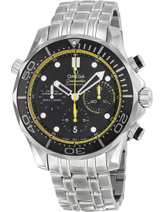 Chic Time | Montre Homme Omega Seamaster 21230445001002 Argent  | Prix : 4,900.00