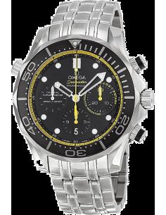 Chic Time | Montre Homme Omega Seamaster 21230445001002 Argent  | Prix : 4,900.00