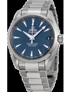 Chic Time | Montre Homme Omega Seamaster 23110392103002 Argent  | Prix : 5,000.00