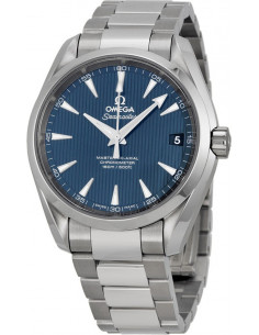 Chic Time | Montre Homme Omega Seamaster 23110392103002 Argent  | Prix : 5,000.00